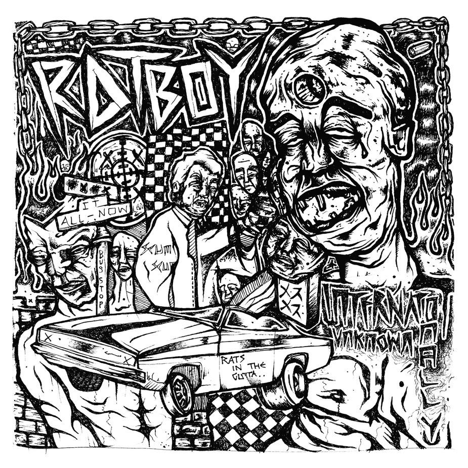 RAT BOY - Internationally Unknown