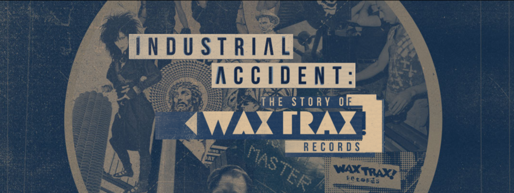 📷 : courtesy of Wax Trax!
