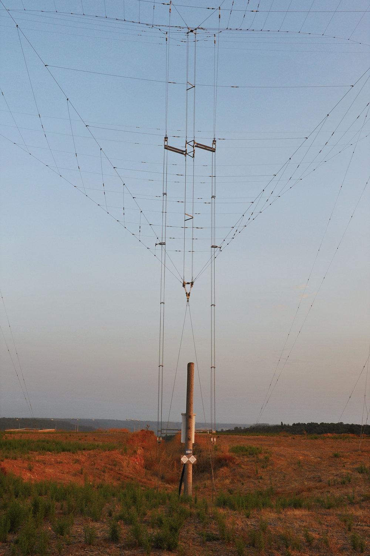 """HF (3-30 MHz) , 2013, C-Type print, 25""""x38"""""""
