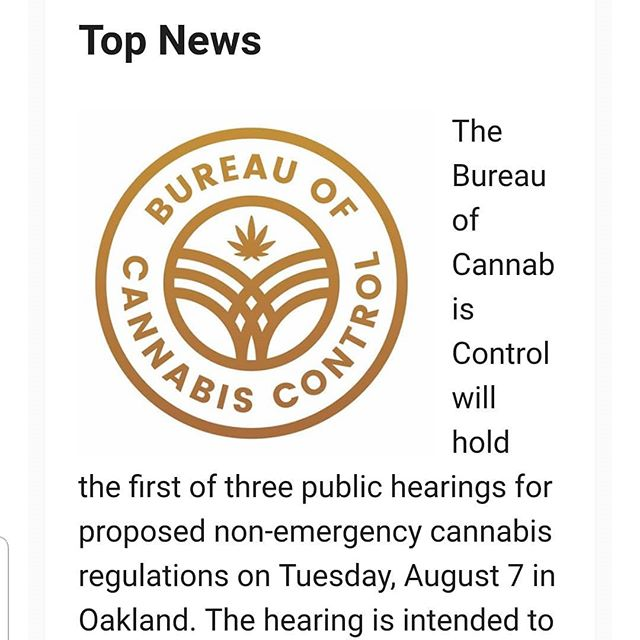 #compliantcannabis Public Comment is upon us! If you cannot attend, make sure you send in your thoughts. #420consulting #cannabiscommunity #tulipandoak Learn more at the BCC website