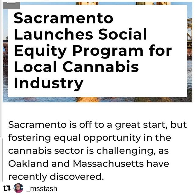 No Funding, No Technical Assistance, This is gonna be tough. Please learn from the  City of Oakland! Handing out golden tickets aka permits with no structure or support is not helpful. There is a path and a process, otherwise you set folks up to fail. #EquityFirst #StayWoC #cannabisinvestors #420consulting #cannabiscommunity #moreofthesame