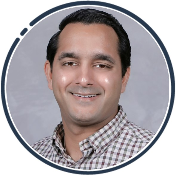 Aashish Mehta | Co-founder, CEO   8 years of experience within National Instruments (NI), focusing on Industrial IoT and embedded systems.