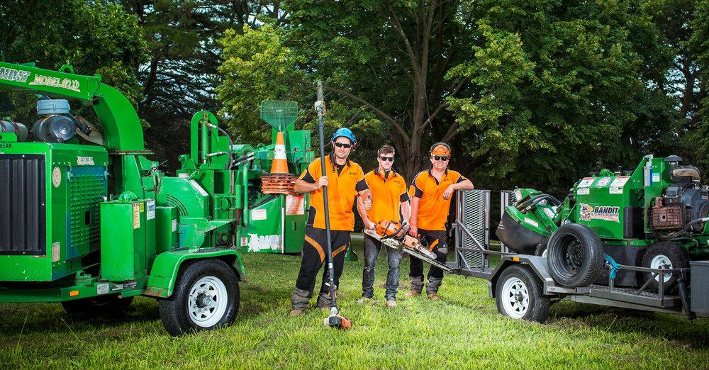 Stump'd Tree Services Team 1