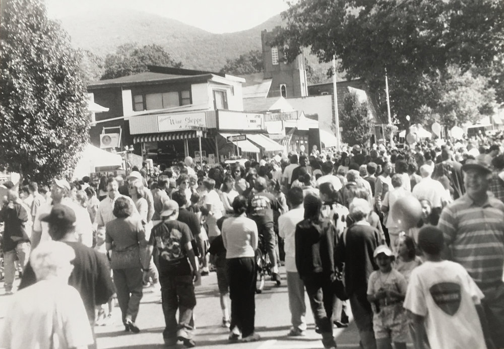 Spirit of Beacon Day 1999, courtesy Beacon Historical Society