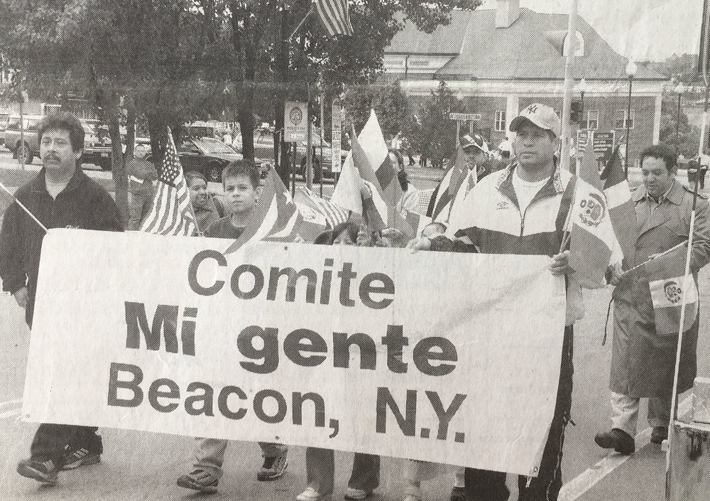 Spirit of Beacon Day circa 2000, courtesy Beacon Historical Society / Beacon Free Press