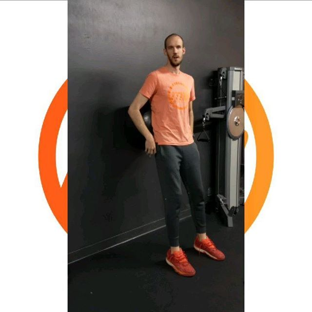 Ball Squats are an amazing option to improve your squat. They are great for first-time exercisers because they teach and reinforce proper squat mechanics and they give you great feedback on how a squat should not only look, but how it should FEEL! They also work well post-injury, as an additional squat variation in your training, to form-check yourself, or to grab some weights and do a quick burnout at the end of your workout! . There is one problem, though.... Ever tried ball squats only to have your knees hurt? Feel it more in your quads and not much in the hamstrings and glutes? Ball Squats aren't so easy as just sticking a ball behind your back and squatting. Don't worry though, we've got a few quick tips to help you feel it where it counts! . 1. Move Feet Out Away from Ball 2. Keep Weight on Your Hips & Heels 3. Brace Core and Maintain Posture . Remember these next time you give ball squats a go and let us know how it goes! . Music: Trip to the East URL: https://icons8.com/music/