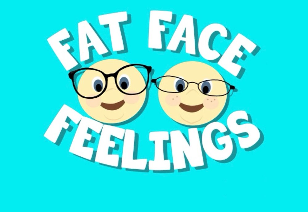 feeling while fat. - two women on a journey toward fat liberation...and sharing that journey with the world via podcast.