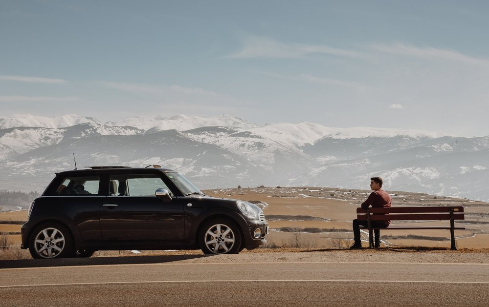 Winter road trip? Make time to chill. -