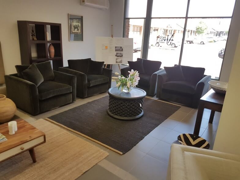 Bespoke Grenoble swivel chairs 100 x 100 x 95 cm  Marco Meneguzzi Design