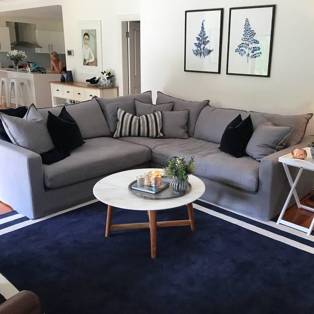 Karen Sofa Range Modular 2.5m x 2.5m
