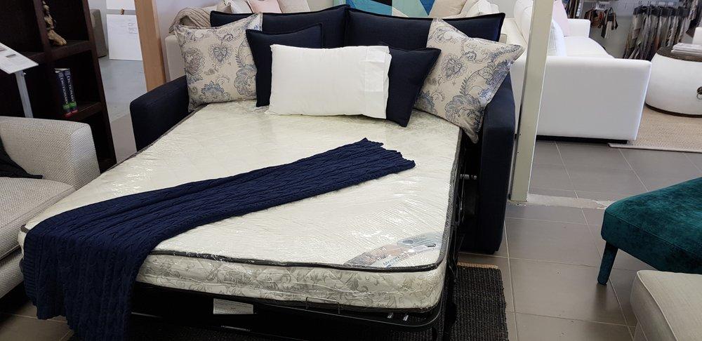 Queen size Karen Sofa Bed - open