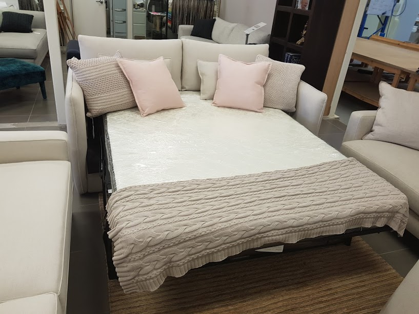 Queen Size Eleanor Sofa Bed  Open