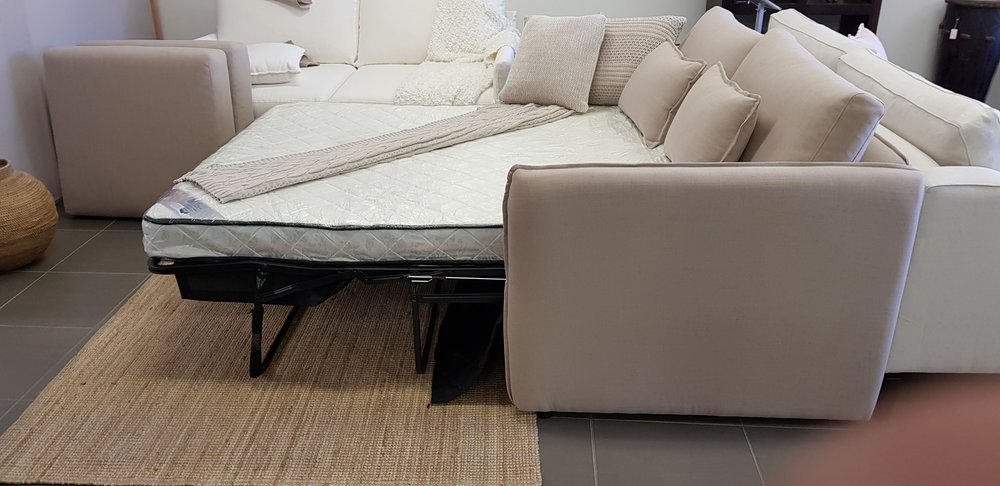 Queen size sofa beds style for new luxury resort