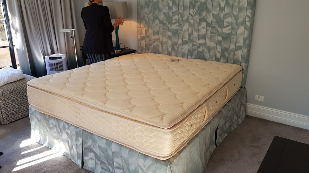 Bespoke King Size Bed with full underbed storage