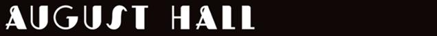 August Hall Logo