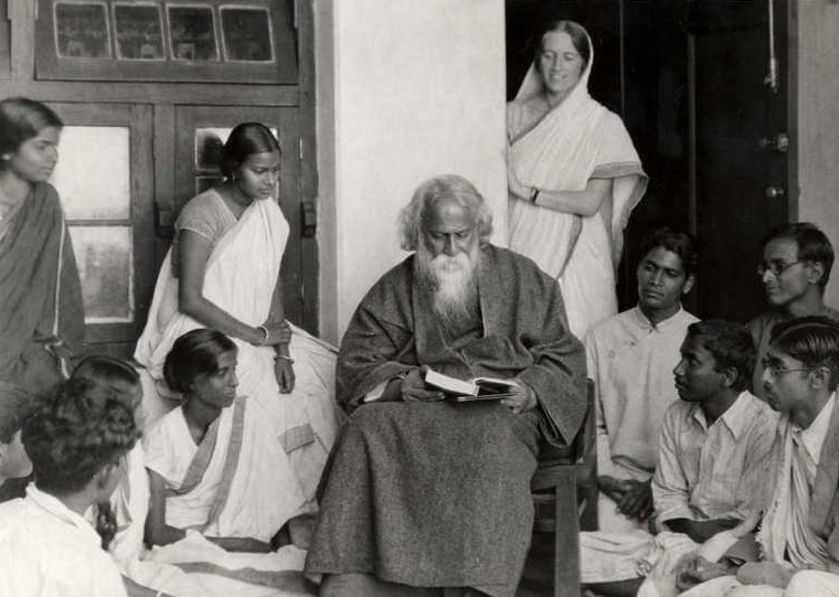 Natural Learning, inspired by Rabindranath Tagore