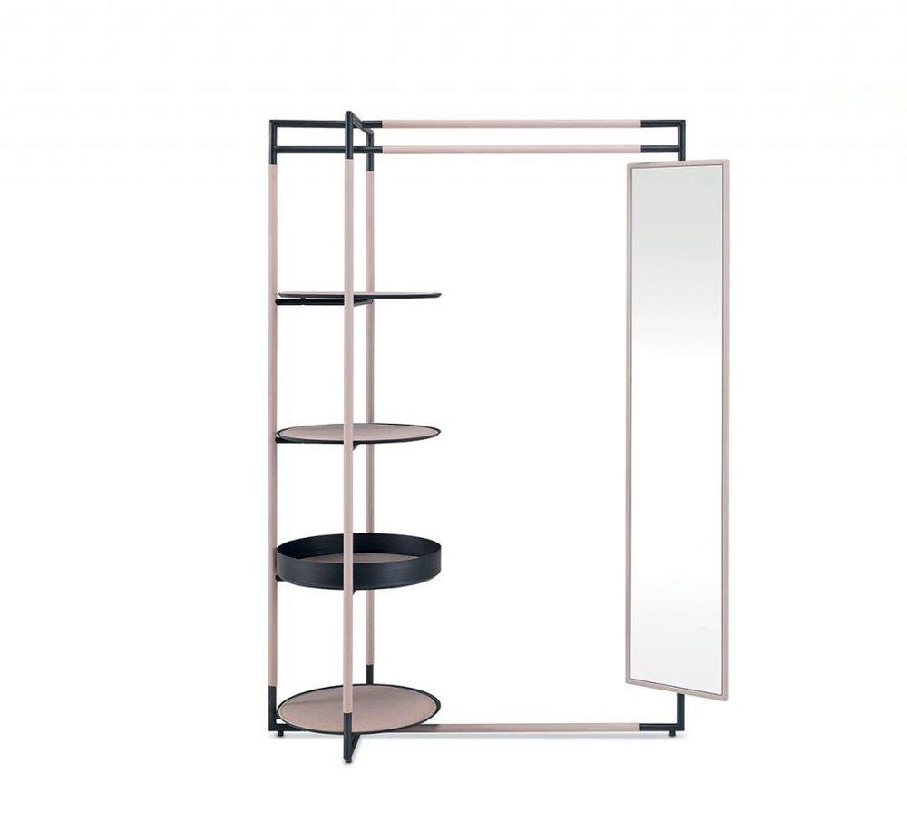 Bak - Valet Stand Mirror