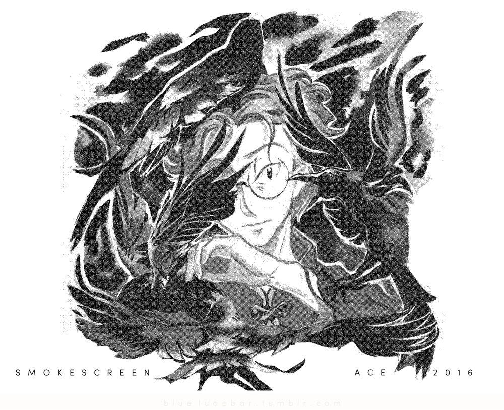SMOKESCREEN (cover)