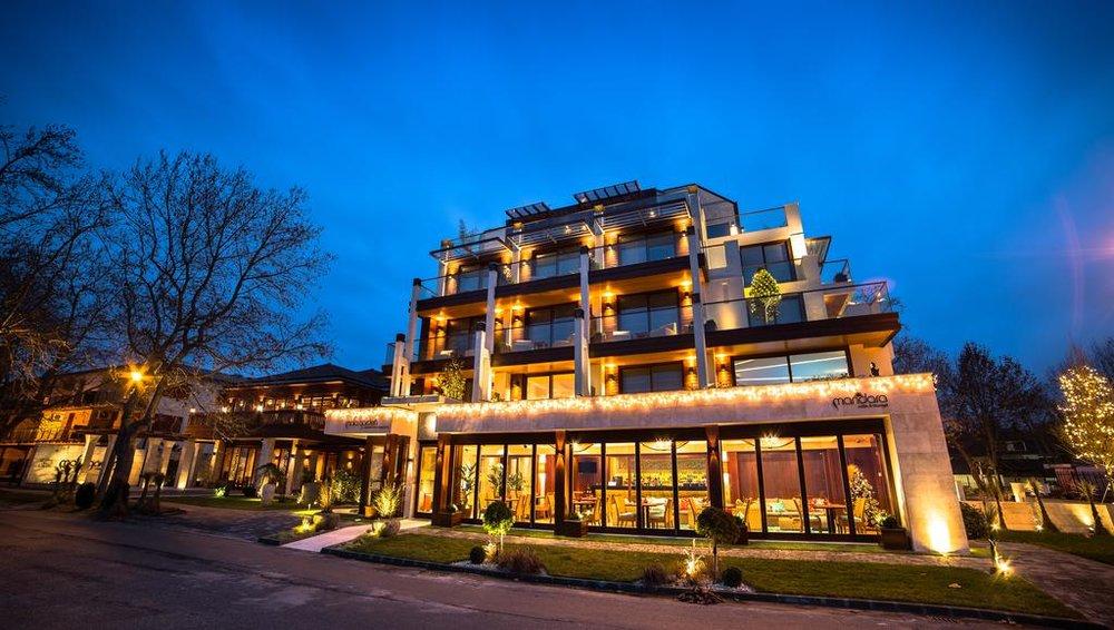 Mala Garden Superior Hotel Restaurant - Controlul iluminatului