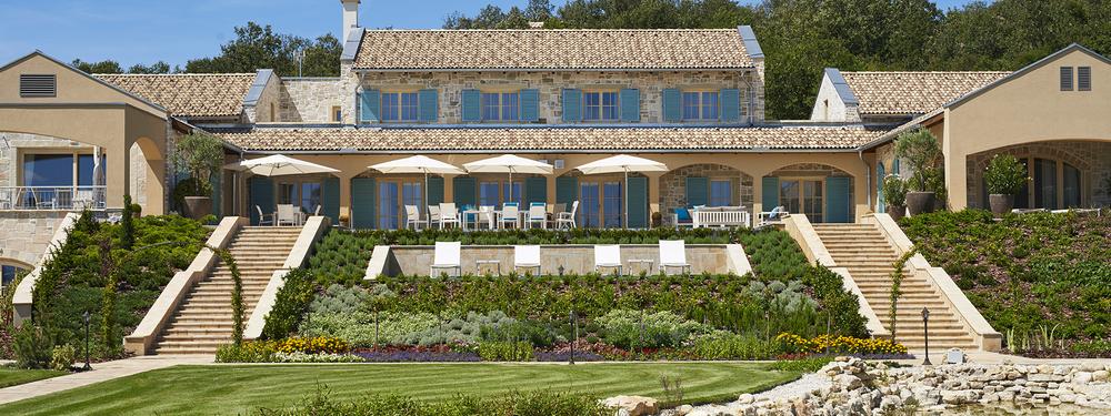 Villa Vitae, Balatonfüred - Control iluminatului și a umbririi