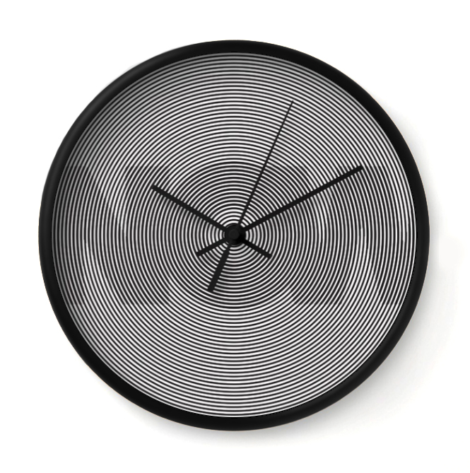 THE TIME IS NOW   This is the anti-clock. It reminds you that now is the only thing that matters.