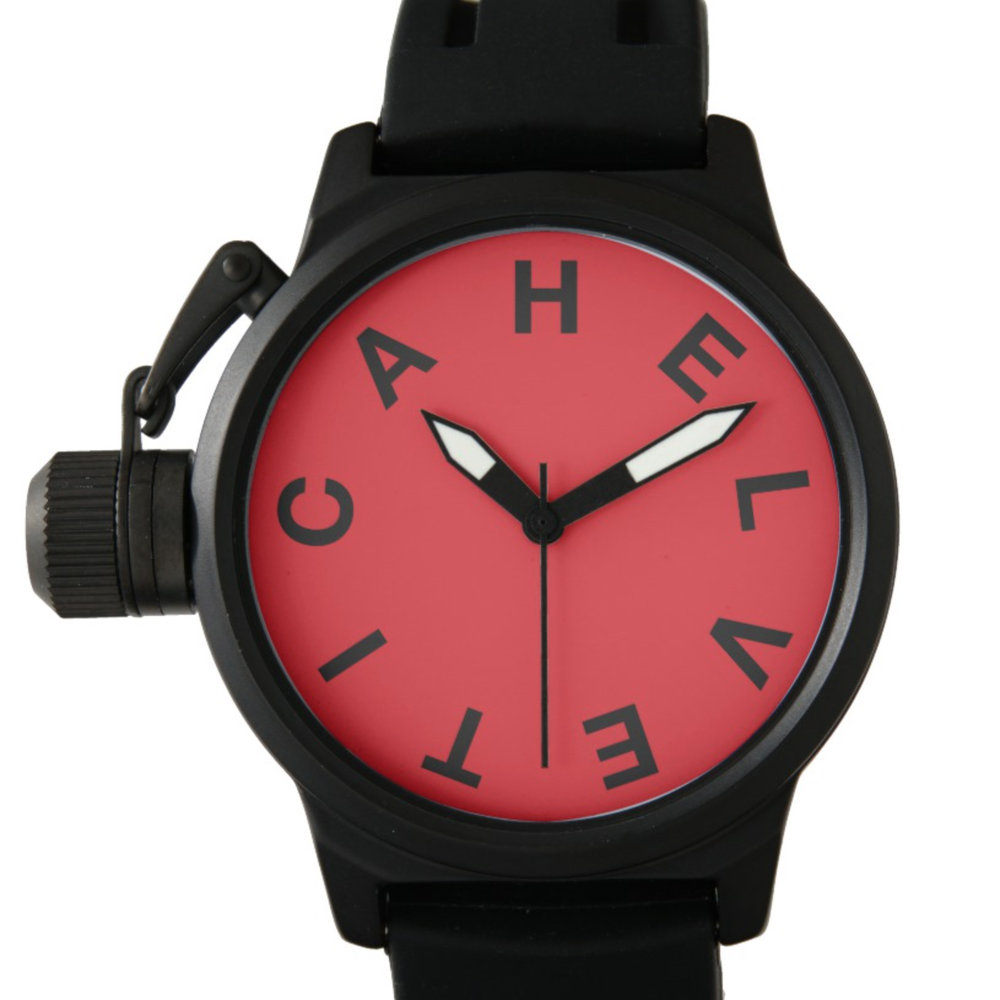 Timeless Type - Helveticlock