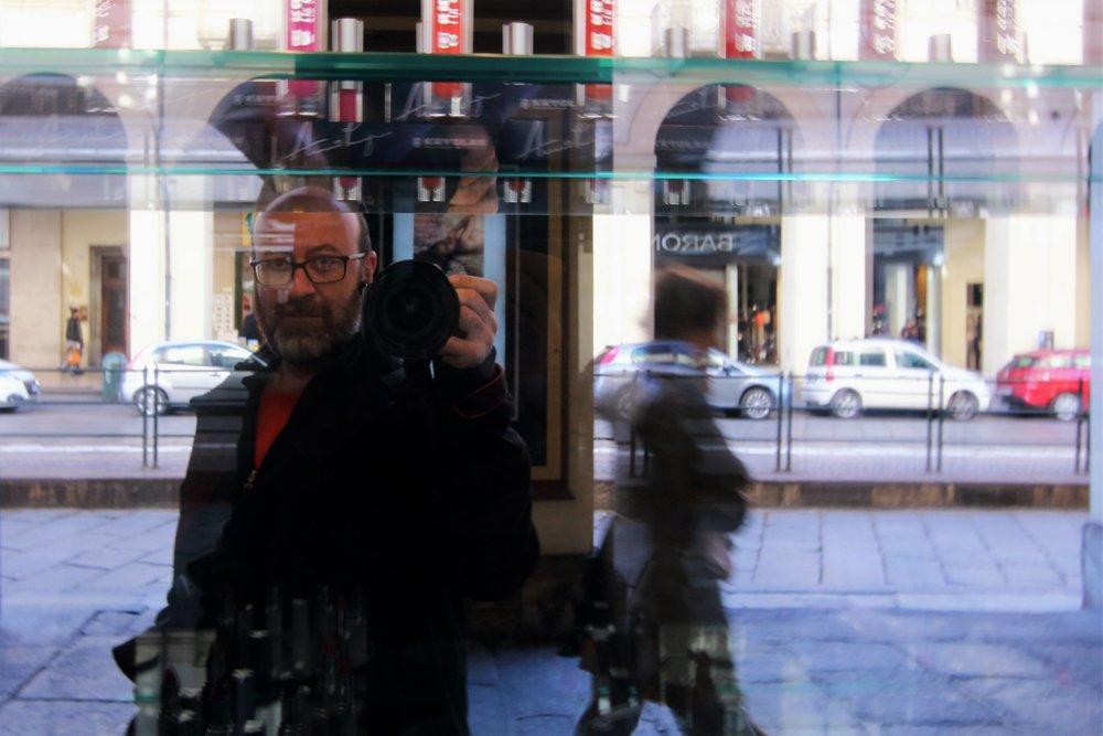Orlando Durazzo ( self)  Torino, IT
