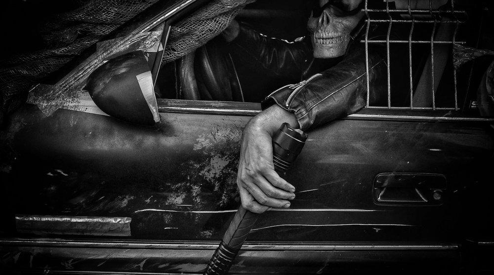 Alexander Merc - Street Photographer