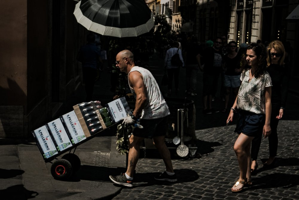 Postcards from Rome - Davide Dalla Giustina