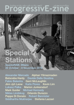 Print ProgressivE-zine #4 Special Station