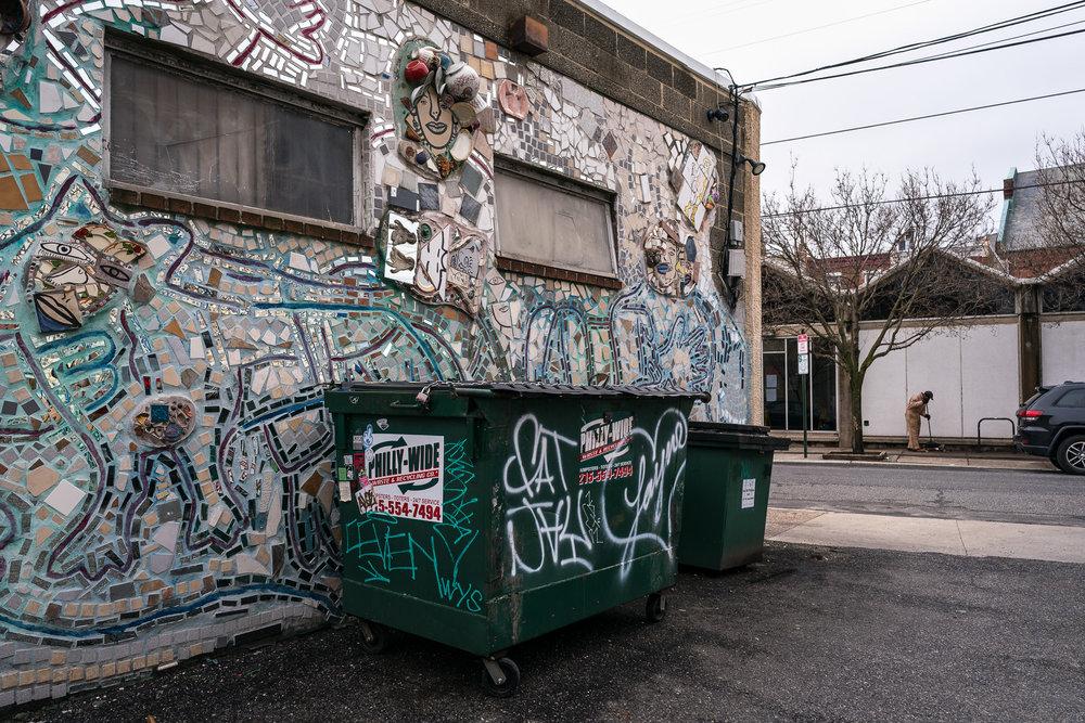 Philadelphia, day two. - by Niklas Lindskog