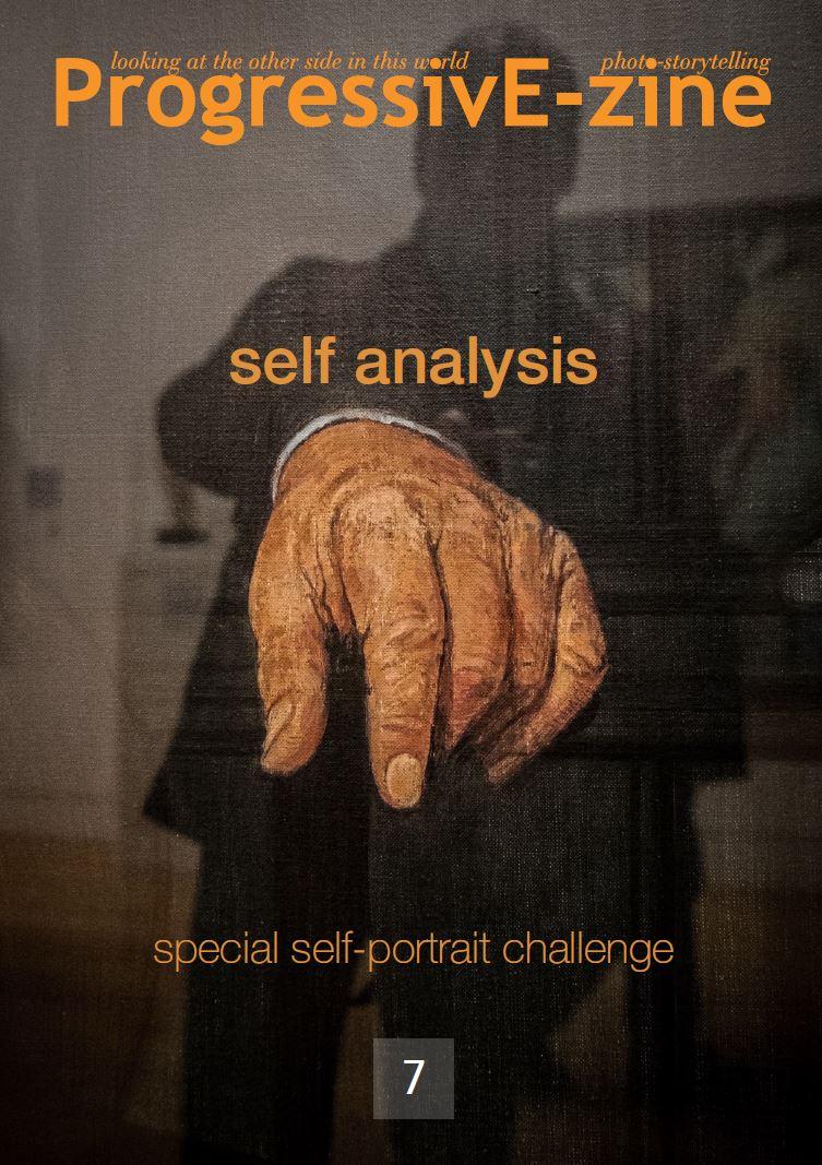 Print ProgressivE-zine #7 Special self-portrait challenge
