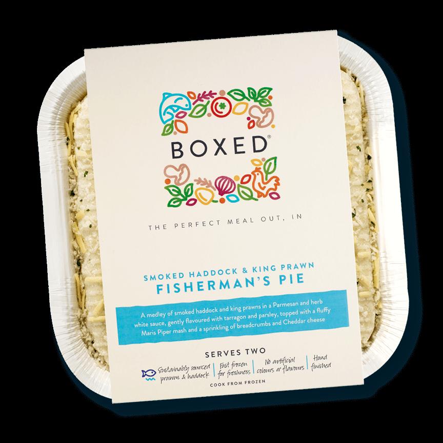 Fisherman's Pie - EatBoxed