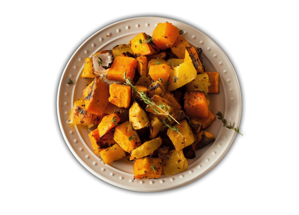Parmentier potatoes and butternut squash - EatBoxed