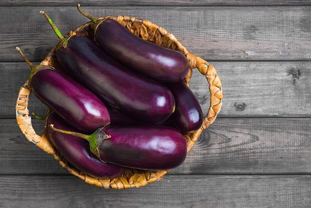 Not only is aubergine a delicious ingredient in our Parmigiana, it's also an excellent source of dietary fibre