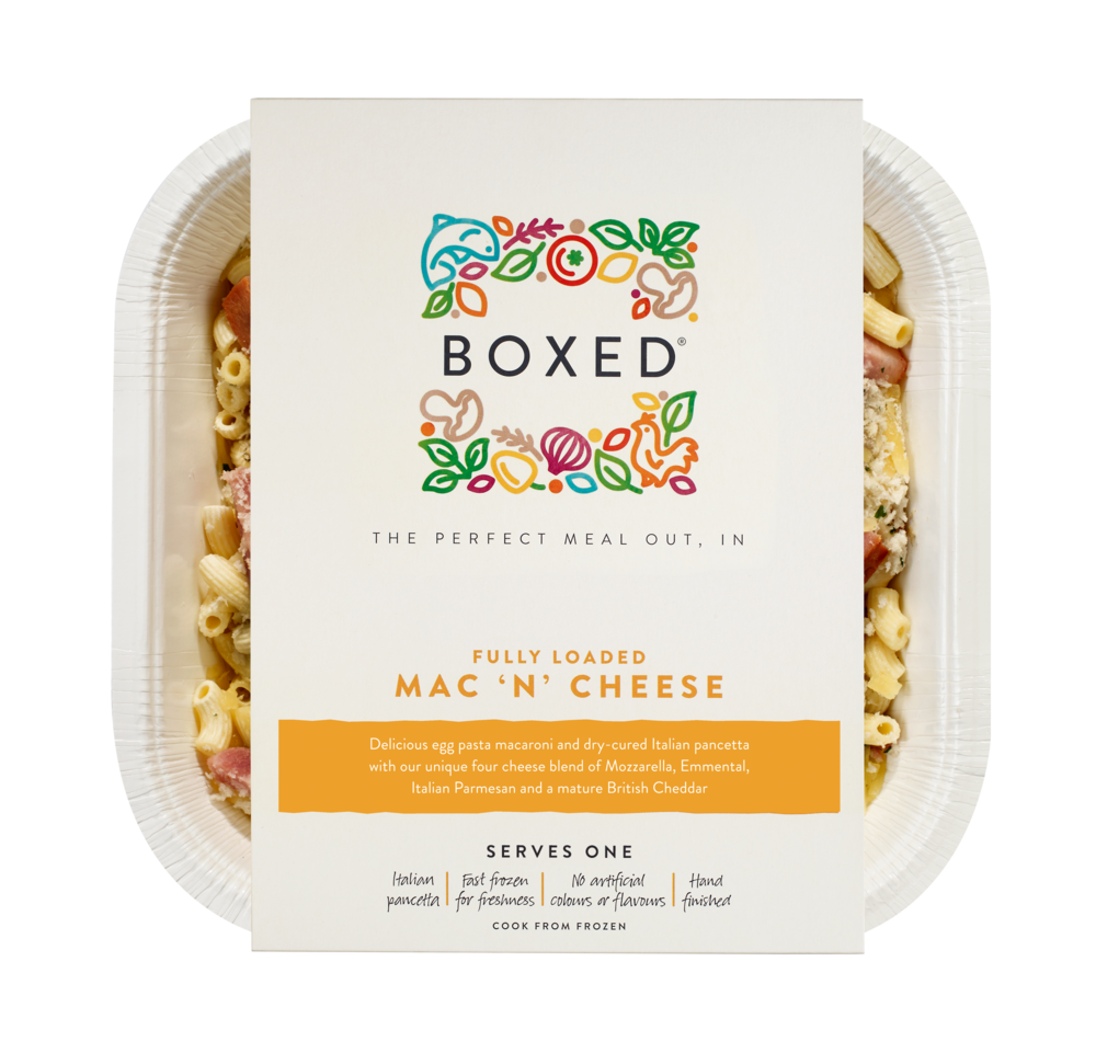 OUR COMFORT FOOD CLASSIC - Originally from Southern Italy and later adopted by the UK & US in the 1700s, Mac 'n' Cheese is the ultimate indulgence. Many lay claim to the title of 'World's Finest', but few taste as gloriously cheesy as our own.To give our recipe the edge, our chefs have loaded it with smoked Italian pancetta, our delicious four cheese blend of Emmental, Italian Parmesan, British mature Cheddar and Mozzarella, and finished with tangy sun dried tomato. A serious contender for the comfort food crown.