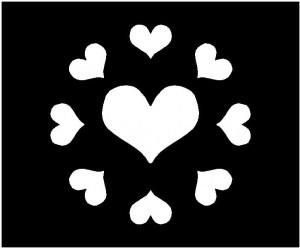 Radial Heart