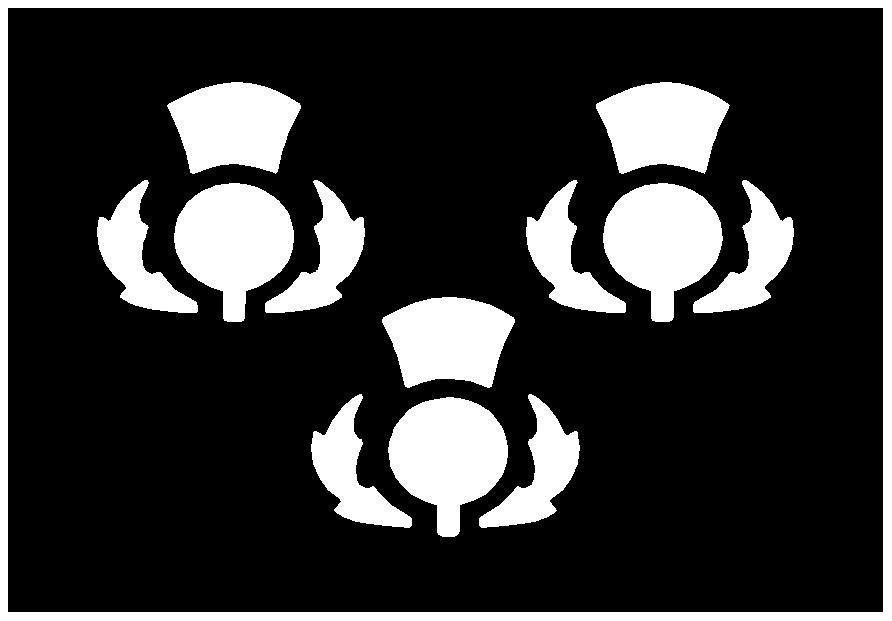 3 Thistles