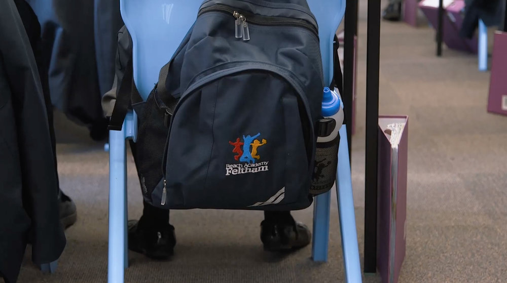 Reach Academy Backpacks
