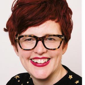 Kirsten Grant, Director of World Book Day