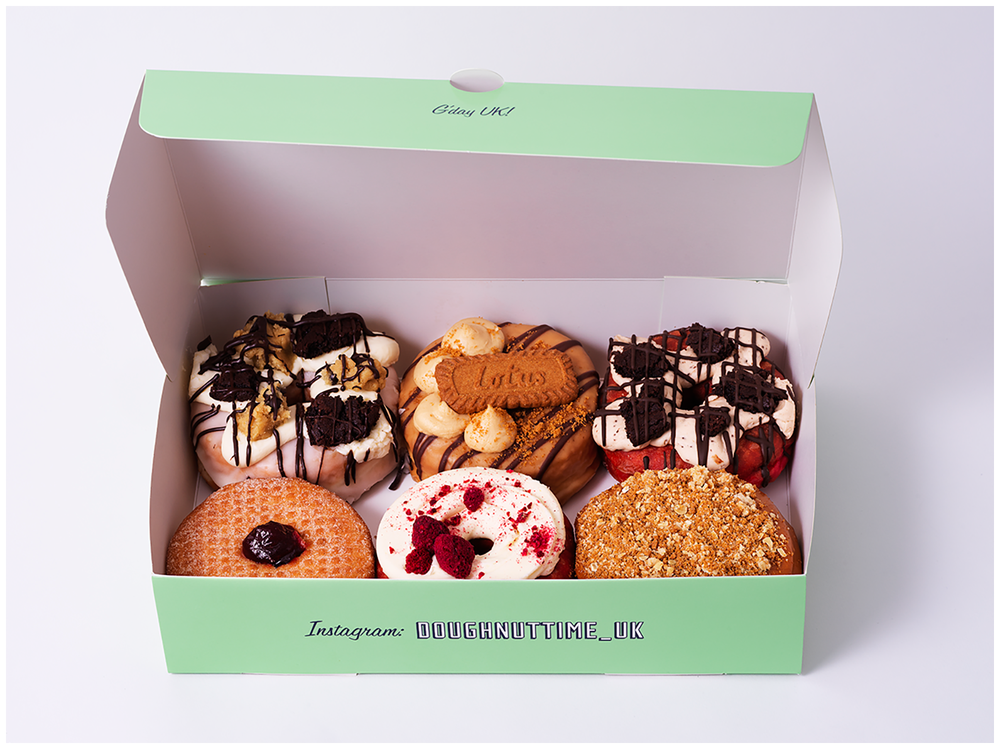 Large Orders - Need to keep a big crowd happy? We're here to help!Please fill out the form below and we'll get in touch ASAP to assist you with your order request.Prefer to talk it through? Give us a call: 020 3940 0594Minimum order 100 doughnuts!Please allow 48 Hours for us to get in touch with you.Any orders placed on Friday will be processed on the following Monday.