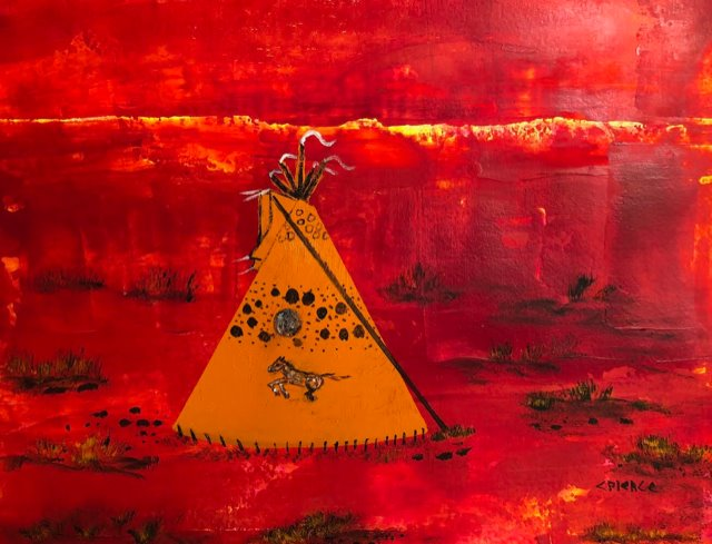 """""""Desert Sunrise"""""""