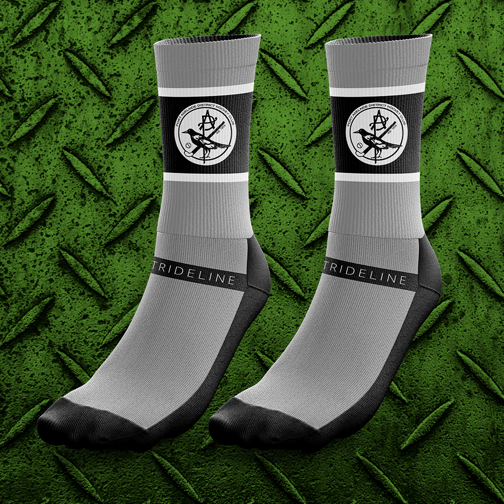 Grey Training Socks $20incGST per pair