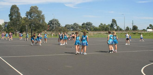 NETBALL CLUB STORES -