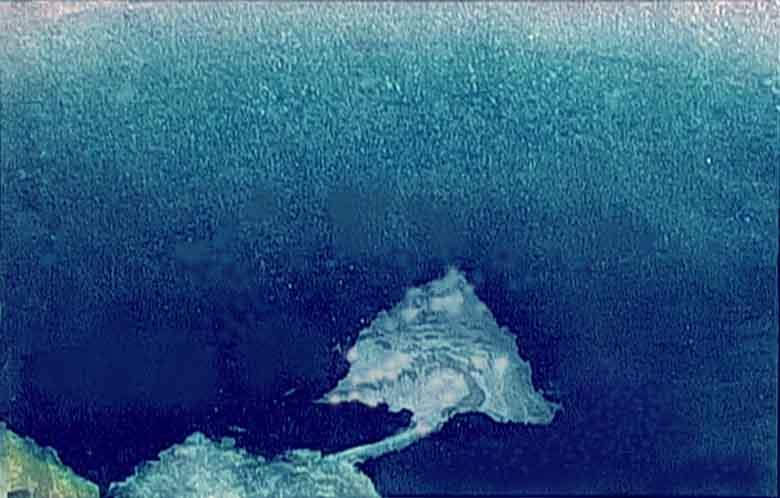 Halbinseltiefblau