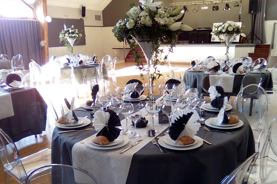 Organisation cérémonie et réception familiale