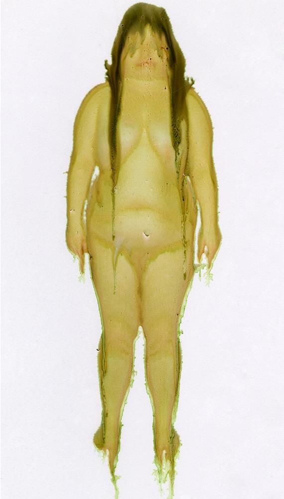 Untitled, (Melting Body #1)