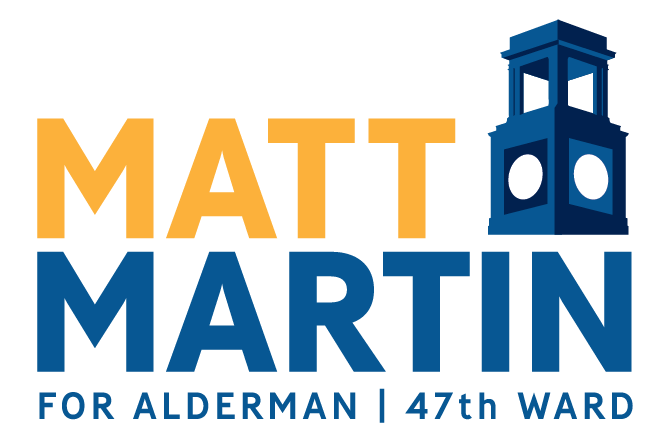 Matt Martin for Alderman