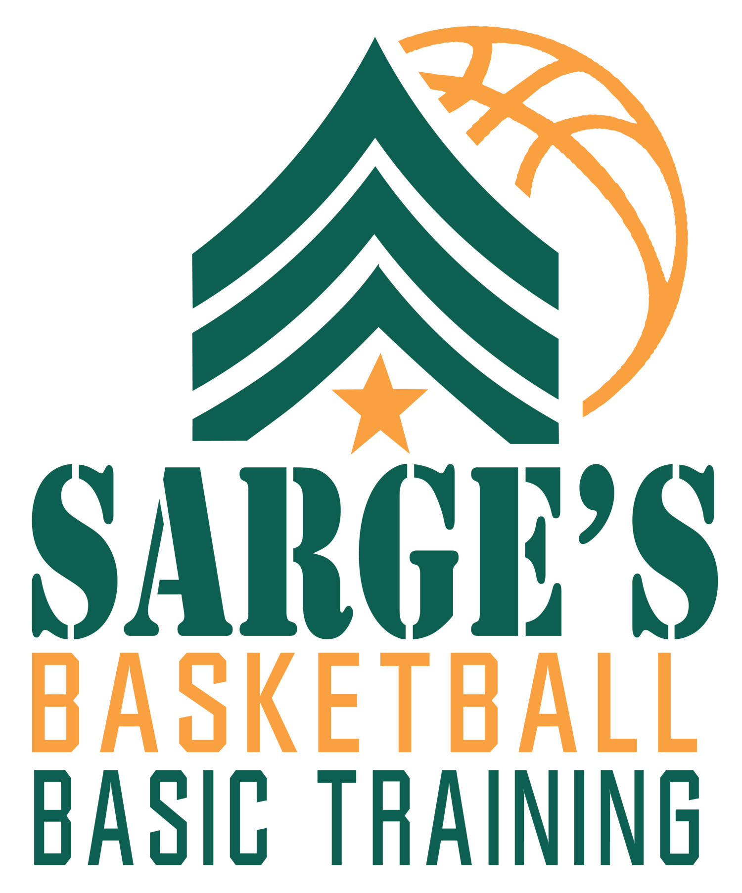SARGE'S BASKETBALL BASIC TRAINING