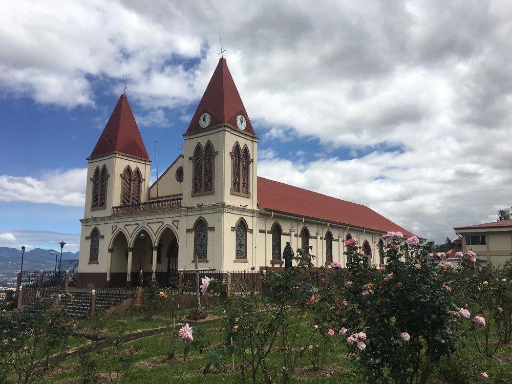 Iglesia de San Antonio de Escazu